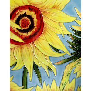 'Sunflowers' by Vincent Van Gogh Wall Art by Tori Home