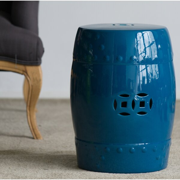 Dortch Garden Stool by Mercury Row