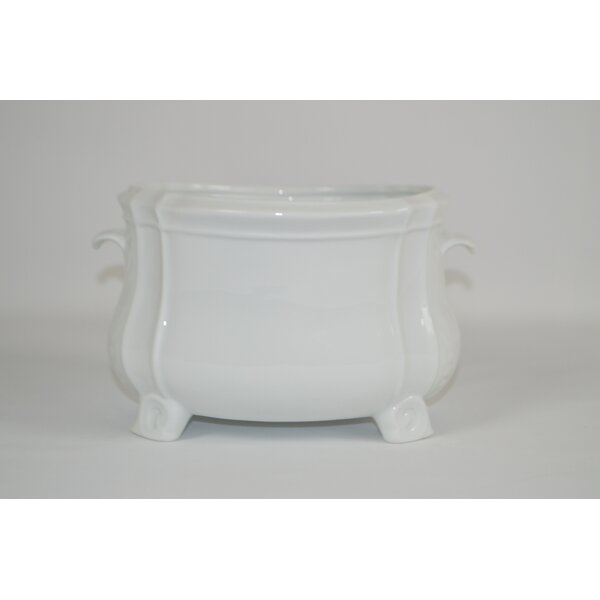 Amelia Ceramic Pot Planter by The French Bee