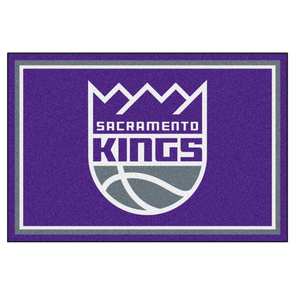 NBA - Sacramento Kings 5x8 Doormat by FANMATS