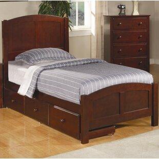 Sevigny Twin Panel 2 Piece Bedroom Set ByHarriet Bee