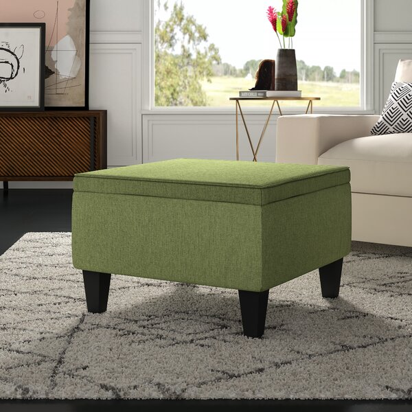 Perseus Storage Ottoman by Mercury Row