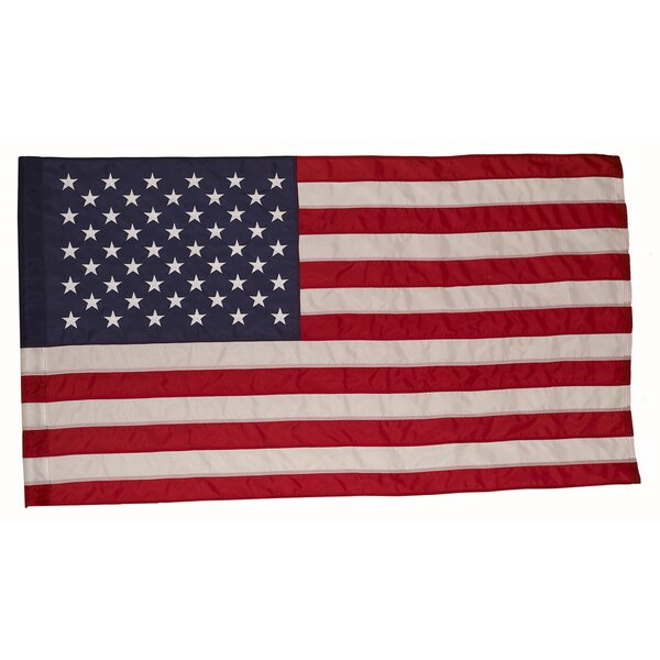 American 2.5 x 4 ft. Flag by Valley Forge Flag
