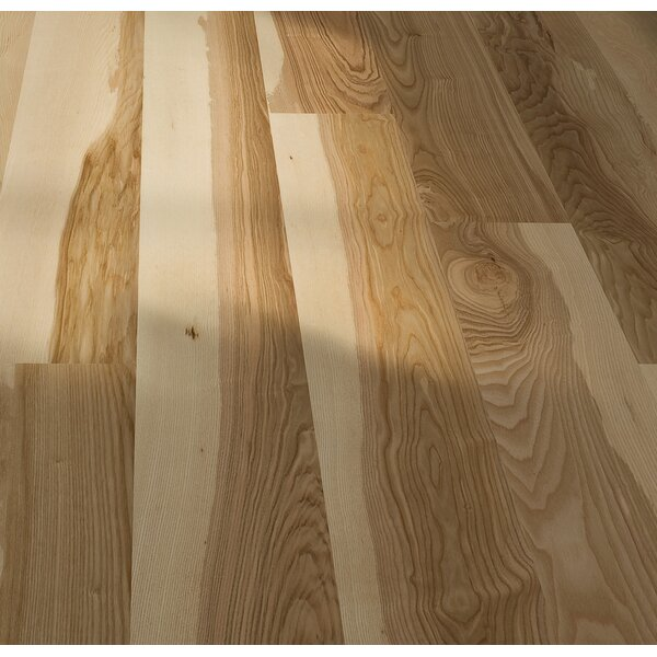Scandinavian Naturals 7-3/8 Engineered Ash Hardwood Flooring in Gotland by Kahrs