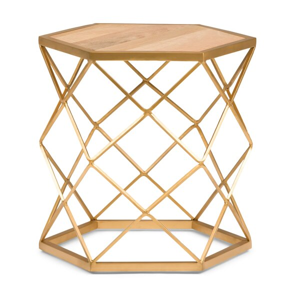 Battles End Table by Ivy Bronx