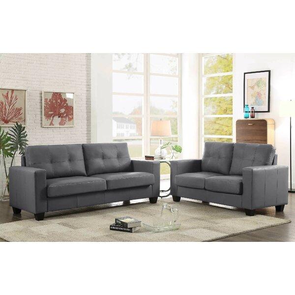Gish 2 Piece Living Room Set By Ebern Designs
