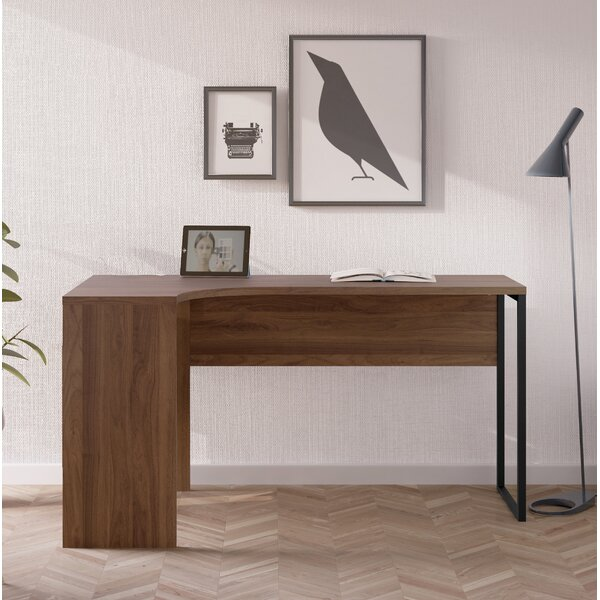 Marcellus L-Shape Executive Desk by Ebern Designs
