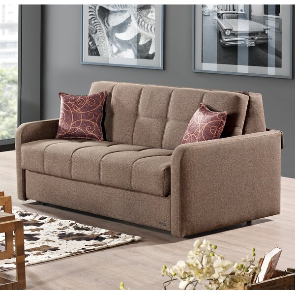 Westmont Reclining Sleeper Convertible Sofa by Latitude Run