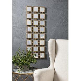Wrought Studio Velasco Rectangle Wall Mirror
