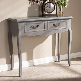 Glaze Console Table ByCharlton Home