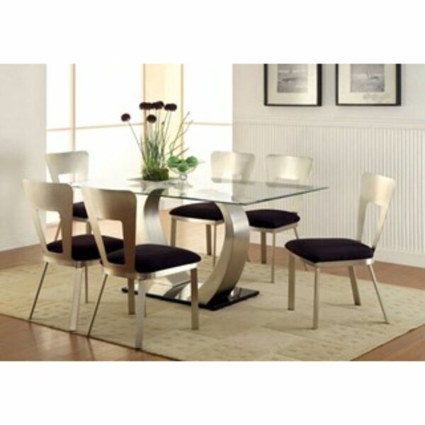 Wacker 7 Piece Dining Set by Brayden Studio