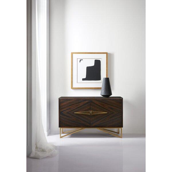 Melange Aveline 2 Door Accent Cabinet by Hooker Furniture