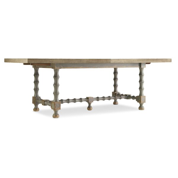 CiaoBella Trestle Extendable Dining Table Top By Hooker Furniture