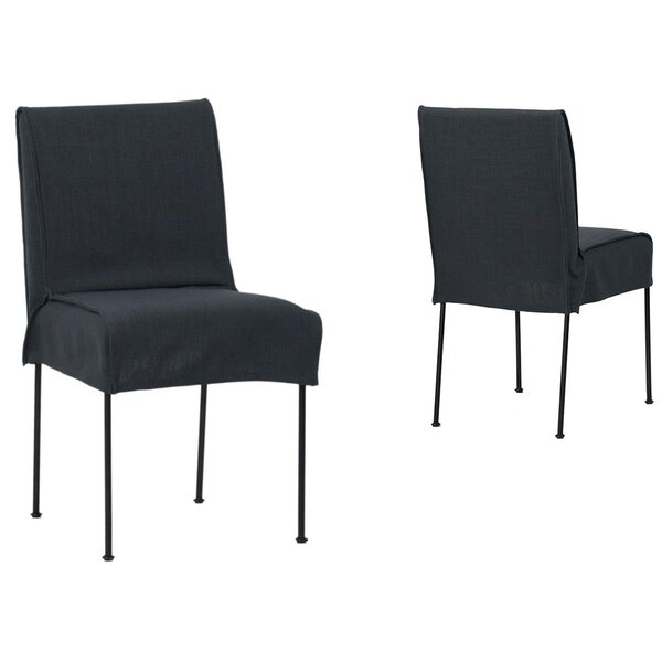 Heimbach Upholstered Dining Chair (Set of 2) by Williston Forge