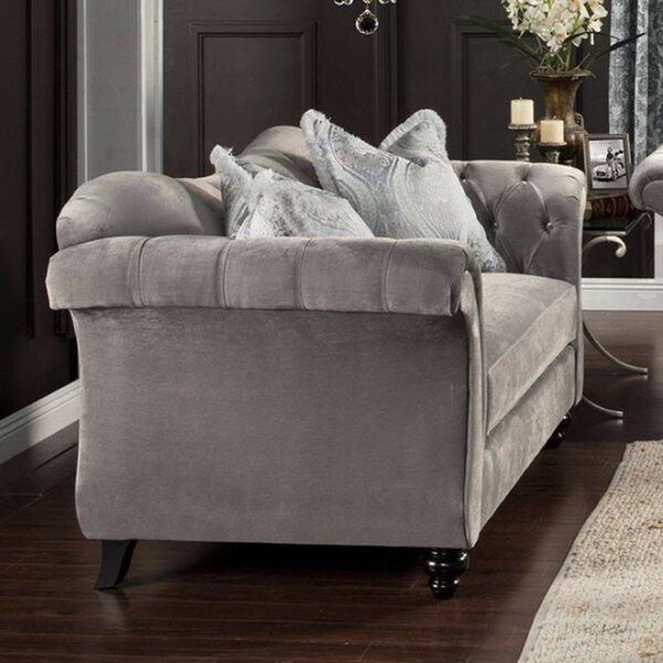 Lokey Premium Sofa by Rosdorf Park