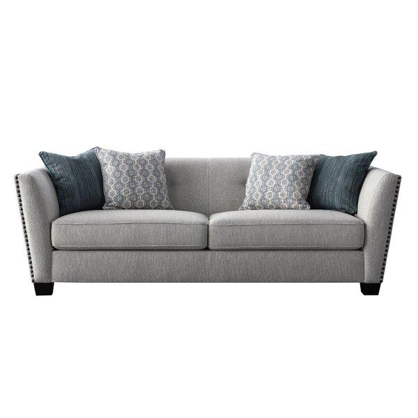 Check Price Acanva Contemporary Modern Sofa
