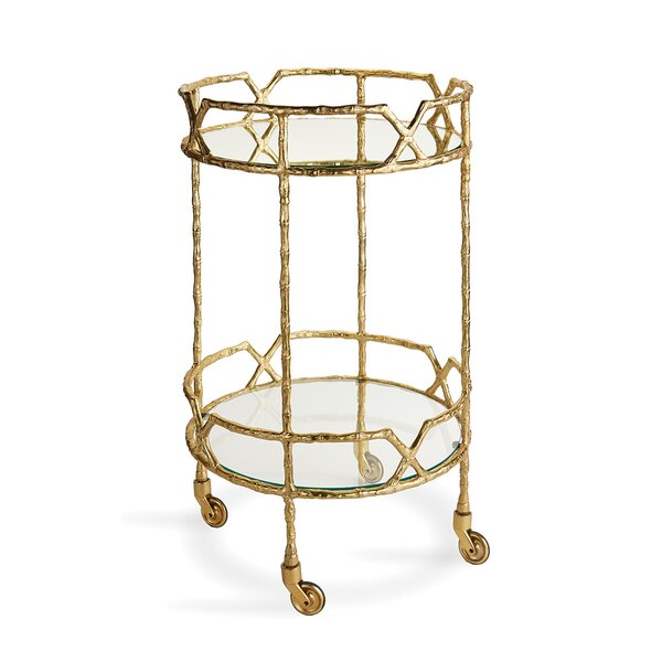 Whiteway Bar Cart by Willa Arlo Interiors