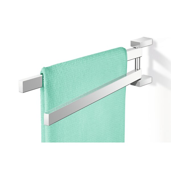 Linea 16.25 Wall Mounted Towel Bar by ZACK