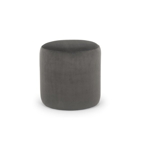 Dunneback Pouf by Ebern Designs