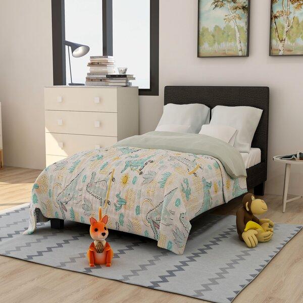 Morgana Upholstered Platform Bed by Mercer41