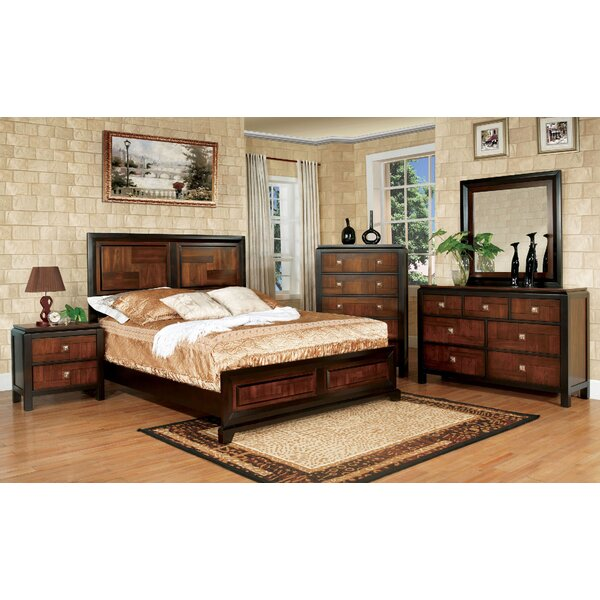 Bedard Standard Configurable Bedroom Set by Bloomsbury Market