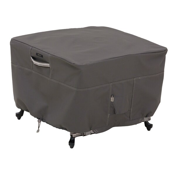 Ravenna Patio Ottoman / Side Table Cover by Classic Accessories