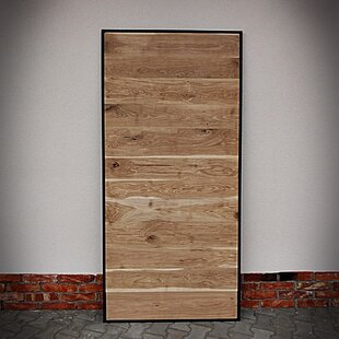 Solid Panelled Oak Interior Stable Door