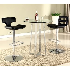 Chambers 2 Piece Pub Table Set by Chintaly Imports