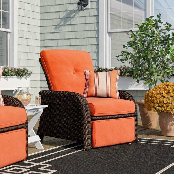 Sawyer Recliner Patio Chair with Cushion by La-Z-Boy Outdoor La-Z-Boy Outdoor