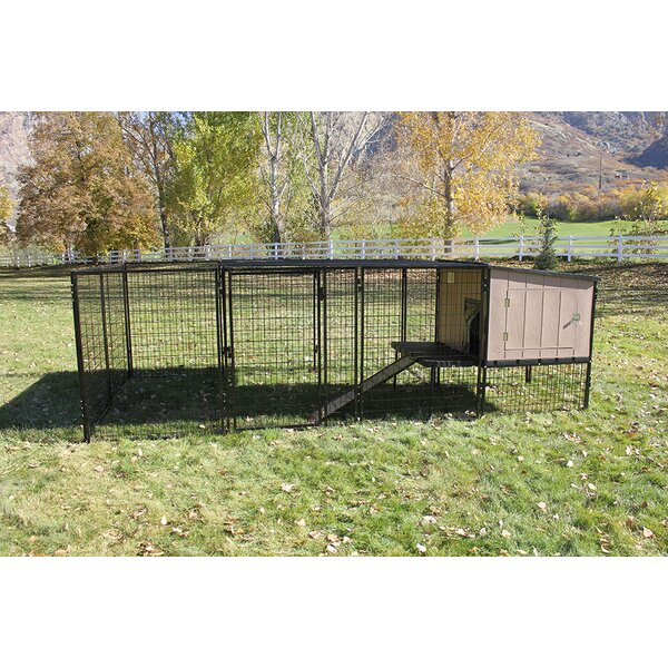 Castle Run Kennel by K9 Kennel