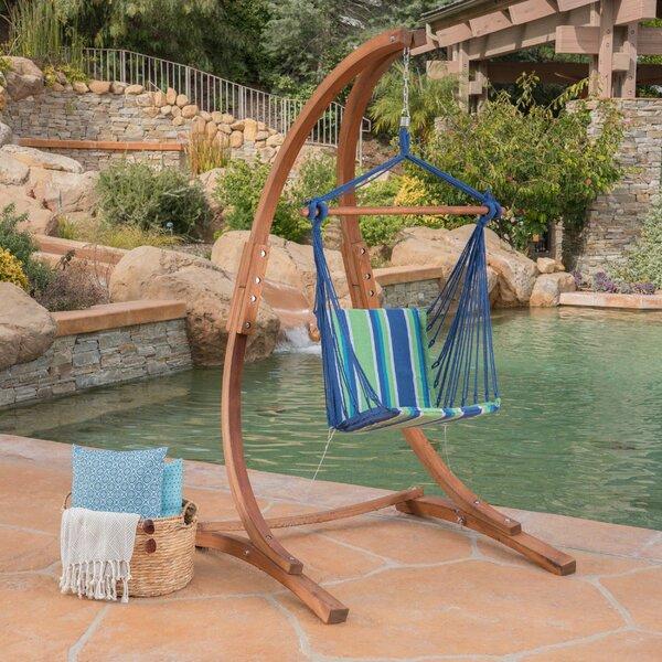 Shedd Fabric Chair Hammock by Highland Dunes