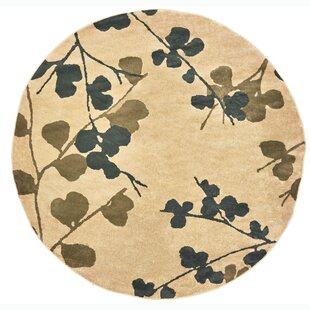 Likens Ivory/Charcoal Area Rug By Red Barrel Studio