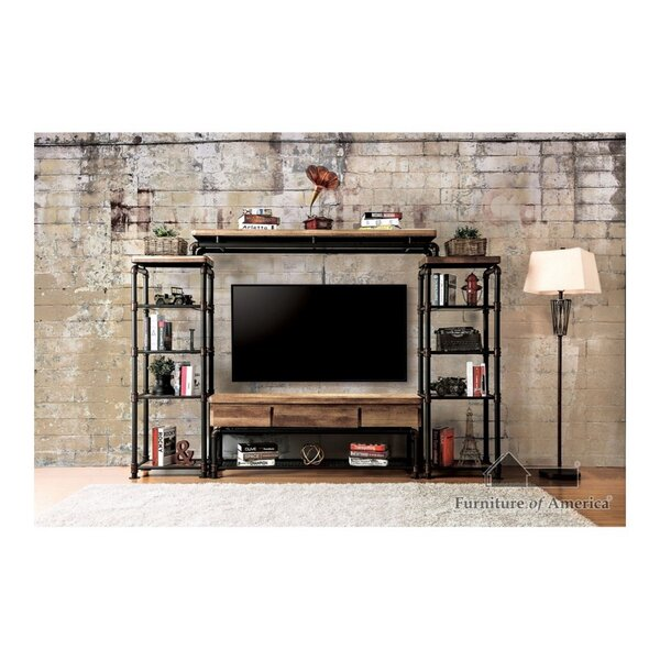 Maxine Entertainment Center for TVs up to 60 inches by Williston Forge Williston Forge