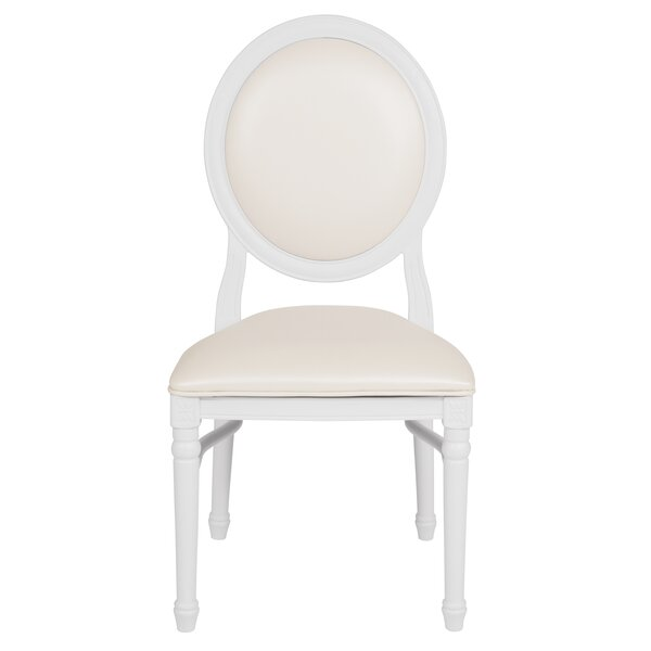 Cutler Upholstered Dining Chair by Rosdorf Park