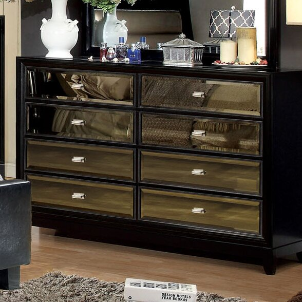 Guerrero 8 Drawer Double Dresser by Willa Arlo Interiors