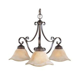 tuscan kitchen lighting. Tuscan Villa 3-Light Candle-Style Chandelier Kitchen Lighting O