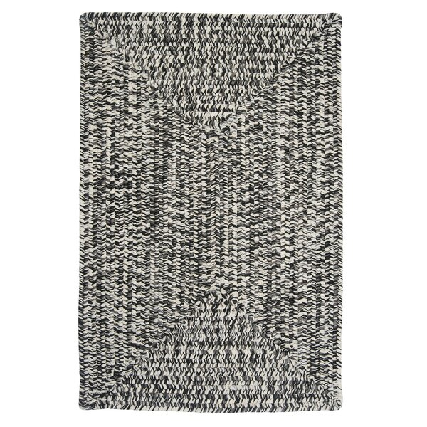 Hawkins Blacktop Indoor/Outdoor Area Rug by Winston Porter