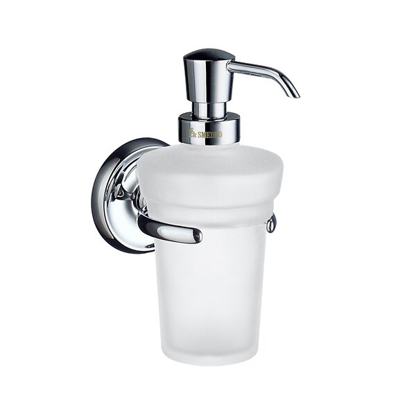 Villa Soap Dispenser by Smedbo