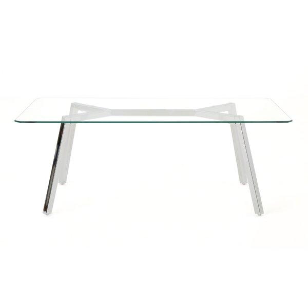 Teegan Dining Table by Orren Ellis