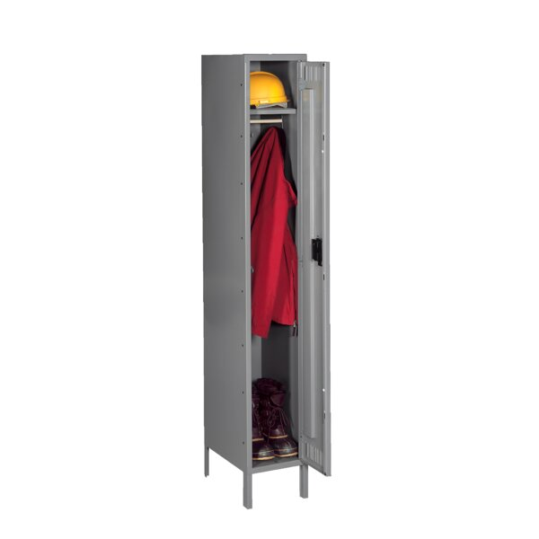 1 Tier 2 Wide Employee Locker by Tennsco Corp.