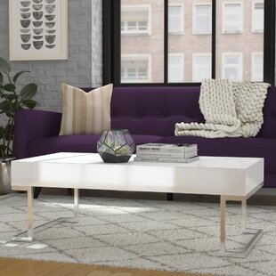 Zosimos Modern Coffee Table Mercury Row