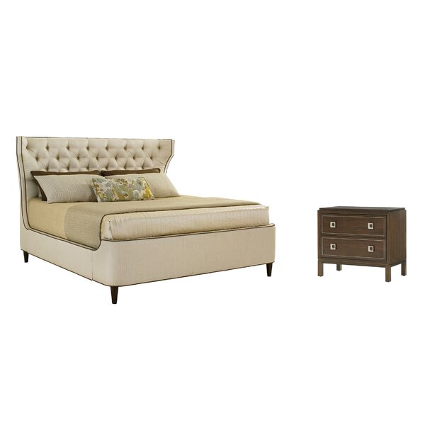 MacArthur Park Panel Configurable Bedroom Set by Lexington
