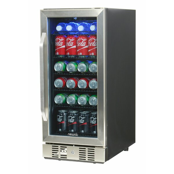 14.88-inch 3.2 cu. ft. Beverage Center by NewAir