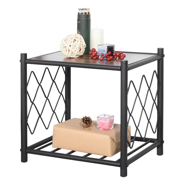 Berlinville End Table with Storage by Latitude Run Latitude Run