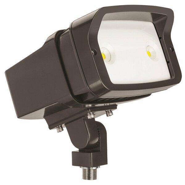 OFL 49-Watt LED Outdoor Security Flood Light by Lithonia Lighting