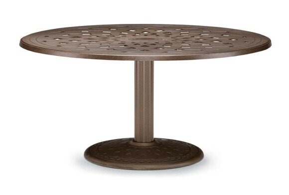 Cast 56 Round Dining Table by Telescope Casual