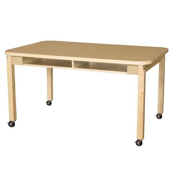 Wood 22 Multi-Student Desk by Wood Designs
