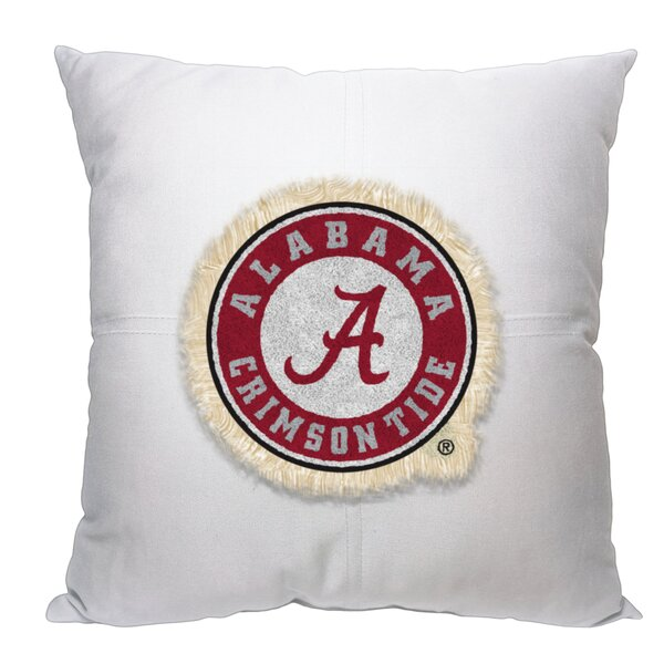 NCAA Throw Pillow by Northwest Co.