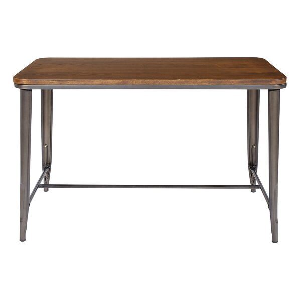 #1 Isaac Dining Table By Laurel Foundry Modern Farmhouse Purchase