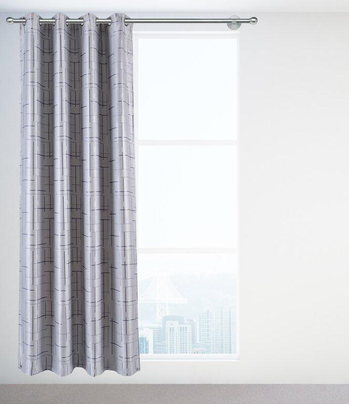 goldmond vorhang new york mit sen zum verdunkeln. Black Bedroom Furniture Sets. Home Design Ideas